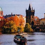 Отдых на воде в Праге